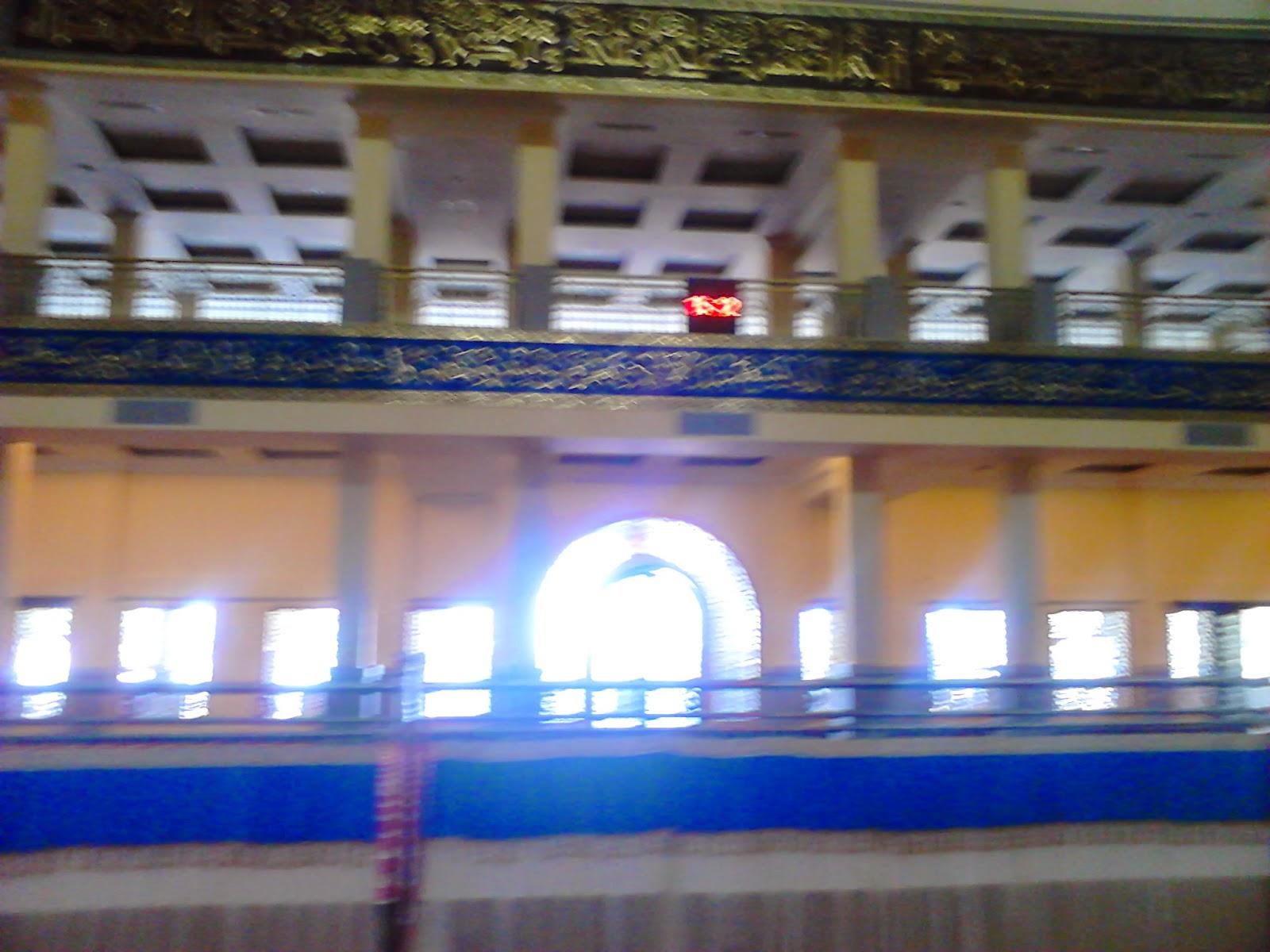 Mesjid Agung Islamic Center Pasir Pengaraian - Kab. Rokan Hulu
