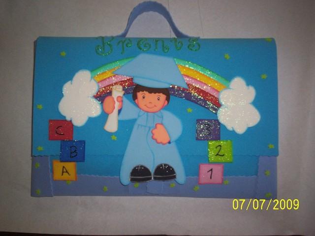 Ideas para carpetas de preescolar - Imagui