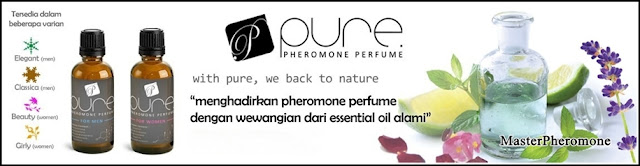 Pure Pheromone Parfume for Man and Women