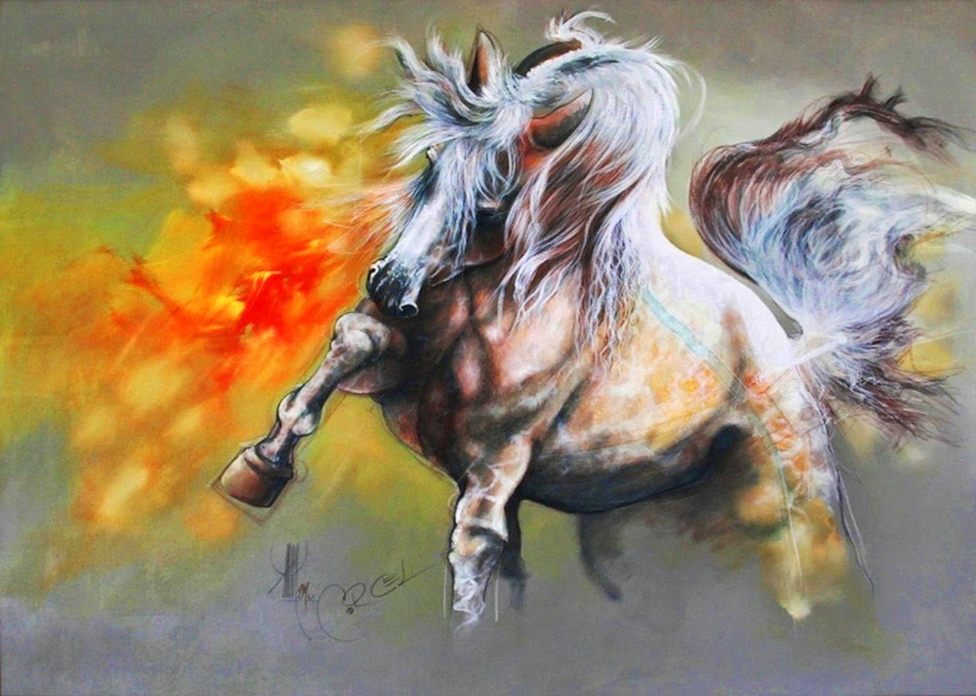 caballos-abstractos-modernos