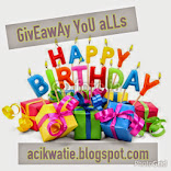 GivEawAy BiRthdAy YoU aLLs