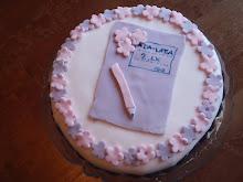 Koulu alkaa -kakku 2010