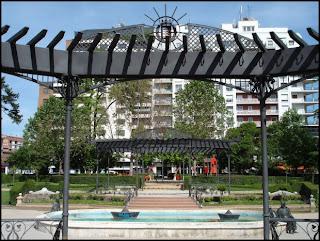 Plaza de Poniente - Valladolid