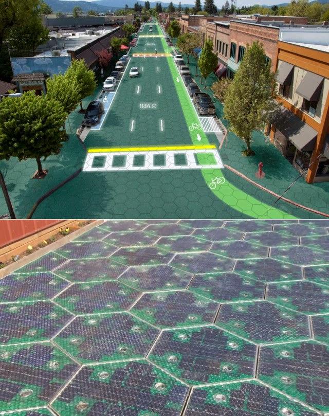 Orange Energy 태양전지 모듈 응용