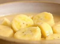 Banana ao Leite de Coco (vegana)