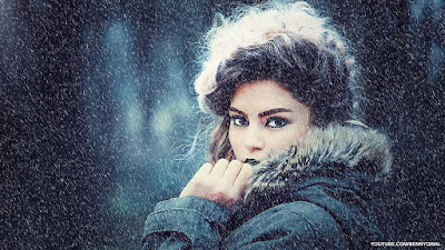 Snow Falling Effect Photoshop Tutorial