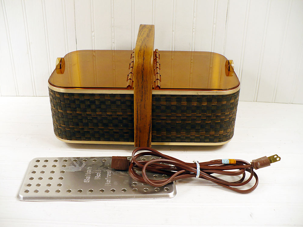 Electric Bun Warmer ~ Vintage goodness new on ebay this week