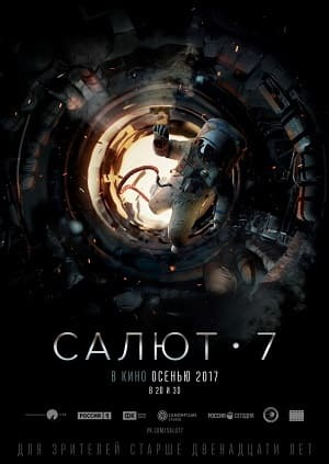 Salyut 7 - Legendado Baixar torrent download capa