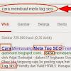 Cara Membuat Meta Tag SEO Friendly