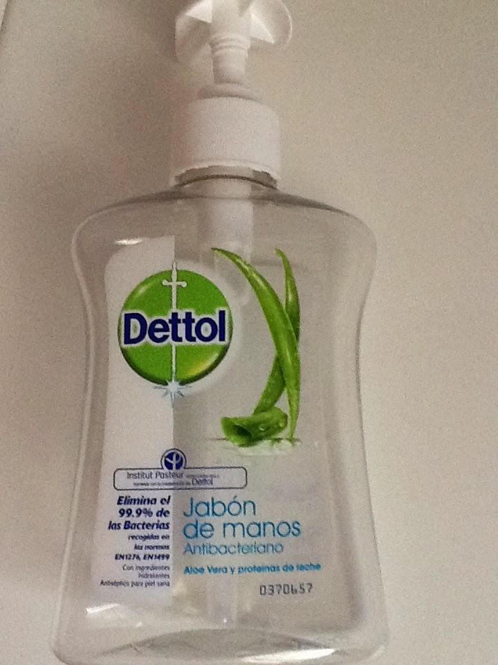 Dettol antibacterial hand wash