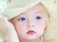 Kids Style Babies Pictures White Cap Photos