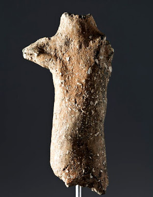 Figurine found in Begues is Spain's oldest