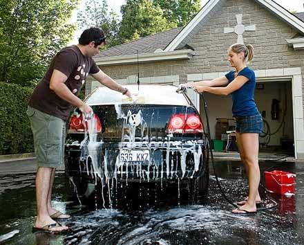 Vendominave: Tips para lavar tu auto