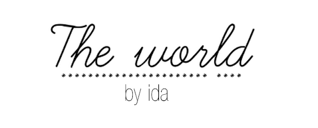 THE WORLD by ida