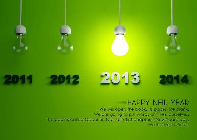 Ideas para el 2013