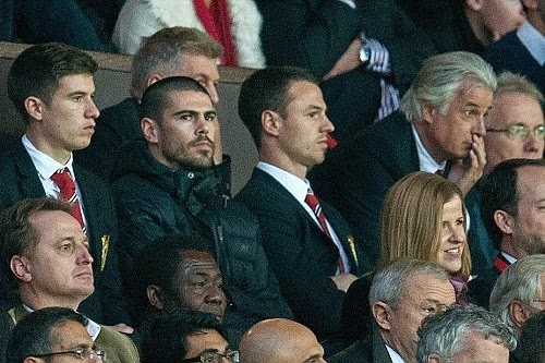 Valdes có thể ra mắt M.U ở trận gặp Arsenal
