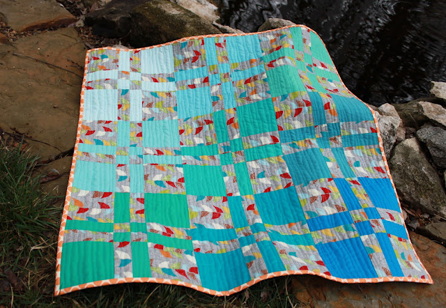 Pattern by Modern Quilts from Classic Designs