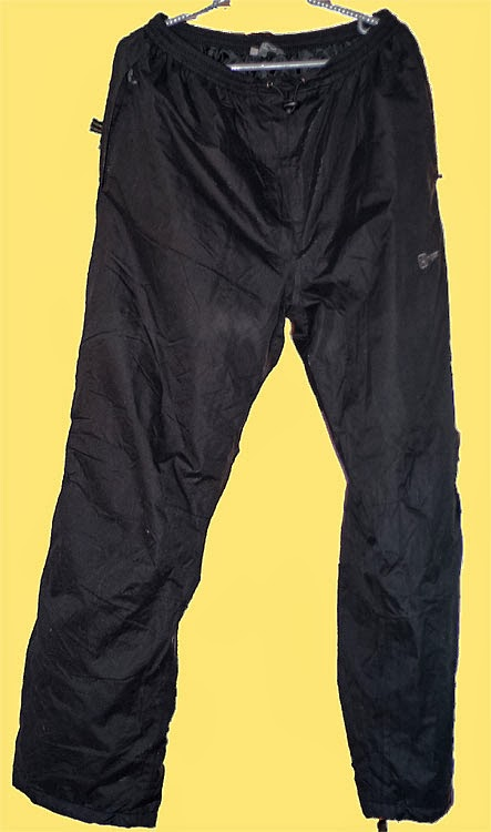 Hi-Gear Waterproof trousers