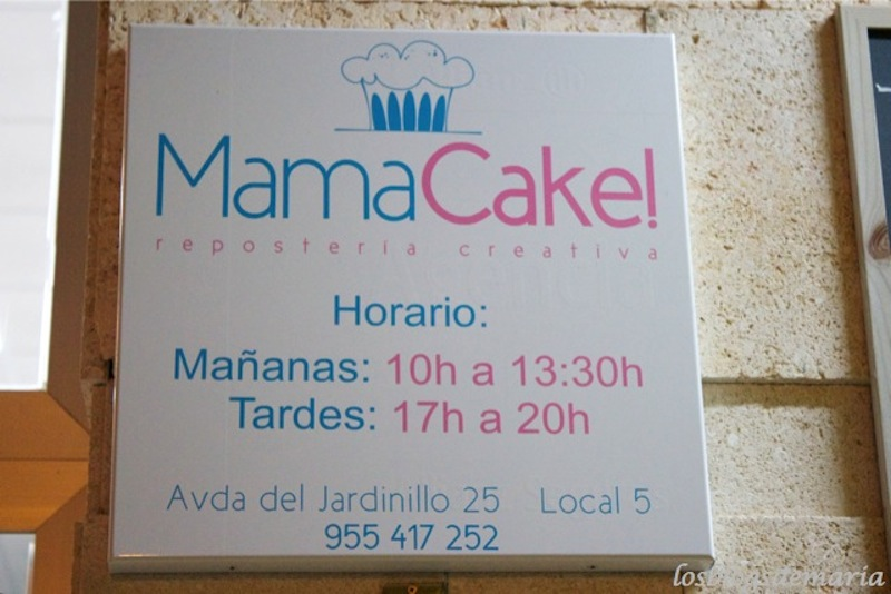 Mamacake, la tienda de repostería del Alfarafe Sevillano