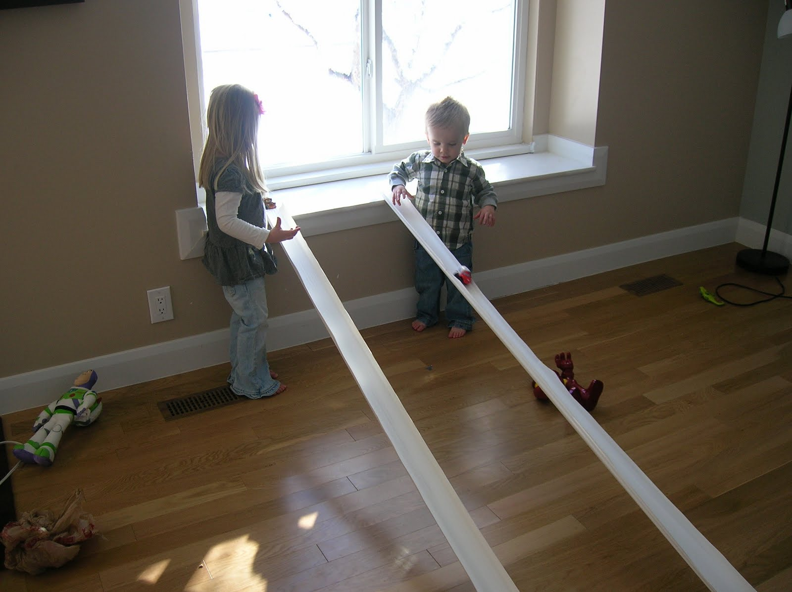 how to build a wooden hot wheels track