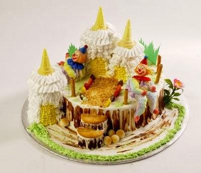 Tortas de Payasos, parte 2