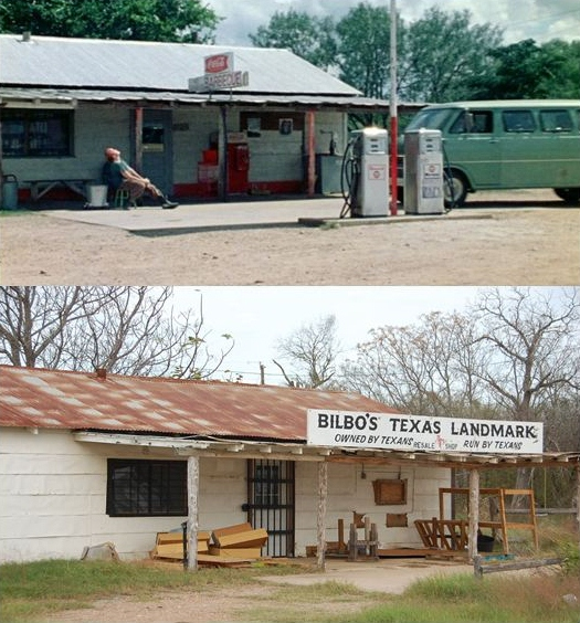 then amp now movie locations the texas chainsaw massacre 1974