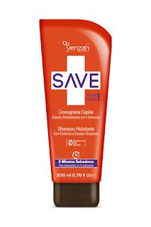 Shampoo Hidratante SAVE