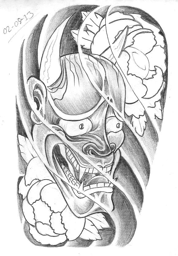 Tattoo Sketch A Day: S...