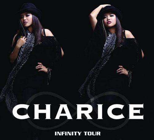 Charice Infinity World Tour Kicks Off in Dubai