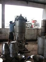 Mesin Penyulingan Atsiri / Destilasi Minyak Atsiri