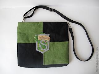 сумка Slytherin