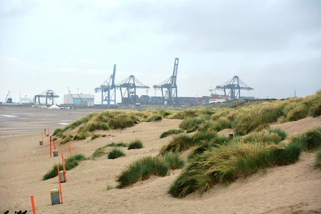 Blankenberge Pier Zeebrugge