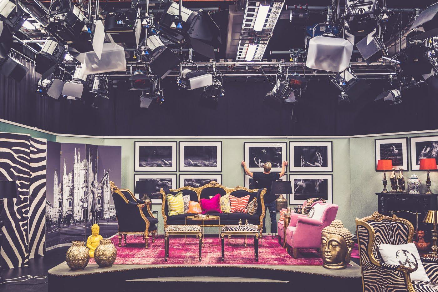 Tv 4 studio
