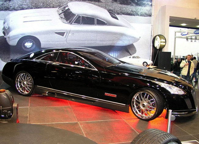all auto maybach exelero the best car of the world