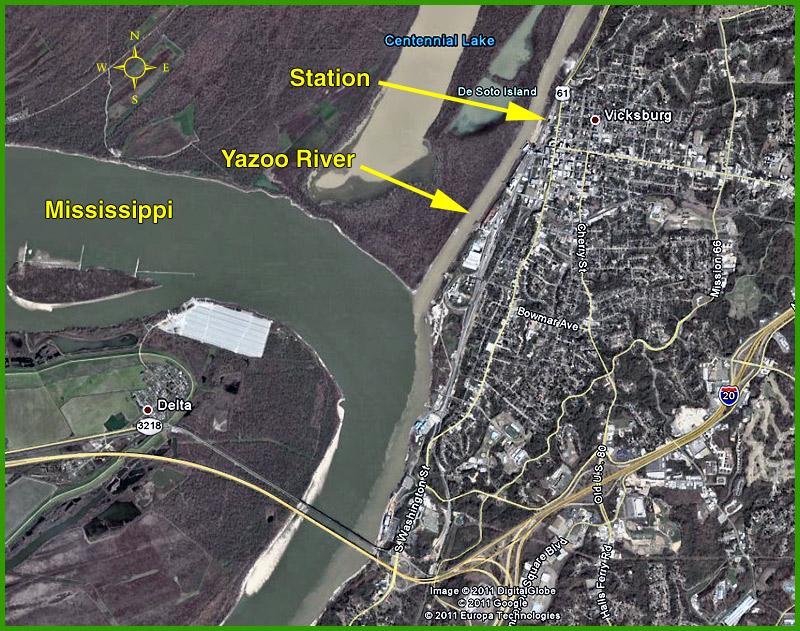 Yazoo Stream Oil-Electric: Rail Sta...