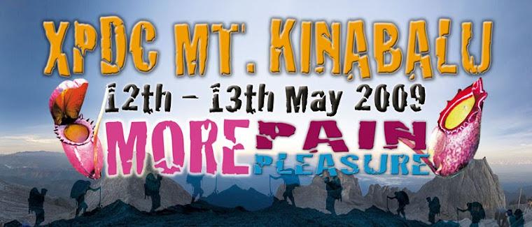 XPDC Mt. Kinabalu