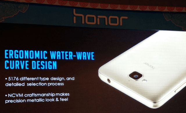 Honor Holly 2 Plus Smartphone Unveiled with 4000mAh