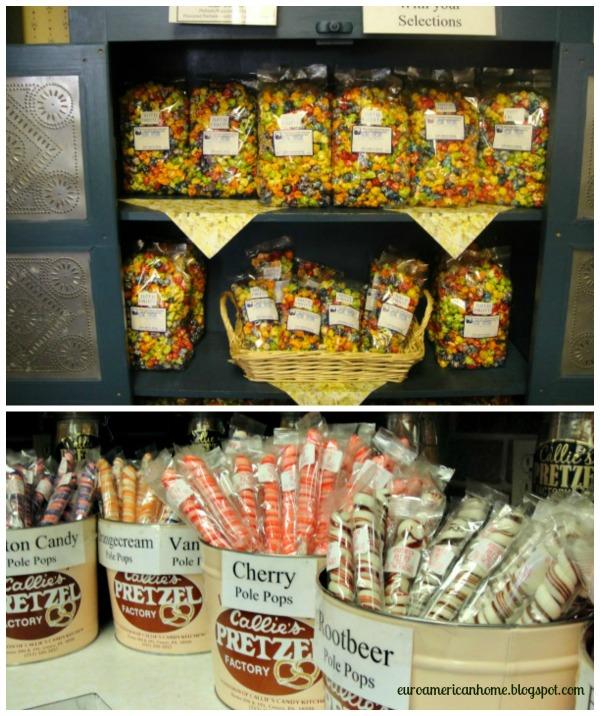 EuroAmericanHome: Callie's-pretzel-factory-Pennsylvania-gourmet-popcorn-pop-poles