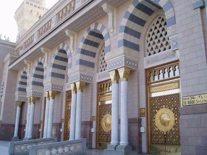 Masjid Nabwi Madeena, Check Out Masjid Nabwi Madeena ...