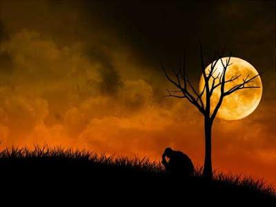 كيف ترجع حبيبتك بعد الفراق والانفصال - ضوء القمر - غيوم السماء - moon light - clouds