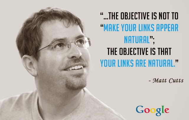 Matt Cutts Link Building