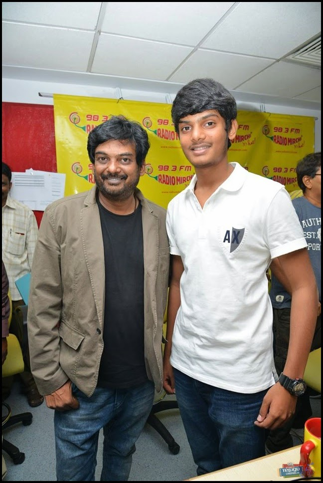 Purijagannadh in Radio Mirchi