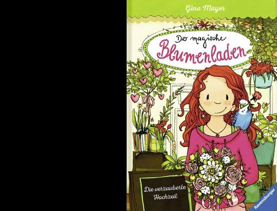 Der magische Blumenladen 5: Die verzauberte Hochzeit zurück