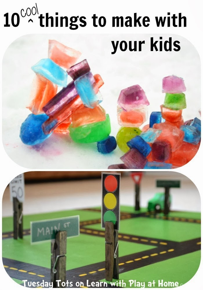 learn with play at home 10 cool things to make with your kids