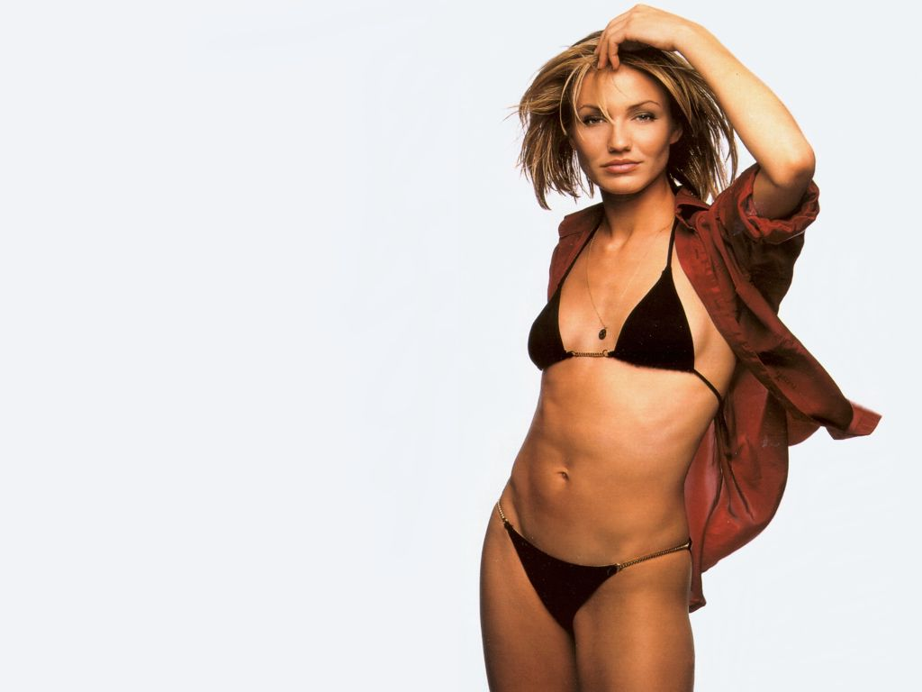 Cameron Diaz Hot Wallpapers Pack 4 Cute Girls Celebrity