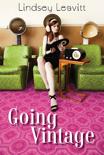 Review of Going Vintage by Lindsey Leavitt published by Bloomsbury