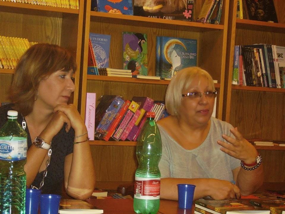 Presentazione libro a Palermo