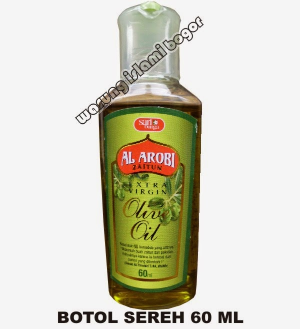 Jual Botol Zaitun Al Arobi