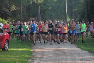 2015 Coon Bottom Trail Race