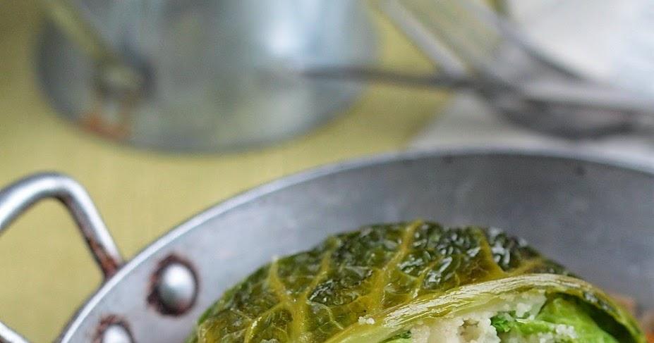 D lices d 39 orient paupiettes de chou farci au couscous for Gazelle cuisine hors serie